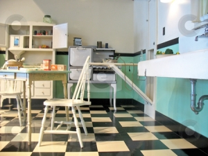 cutcaster-photo-100231365-Vintage-Kitchen