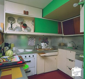 Le Corbusier & Charlotte Perriand Kitchens