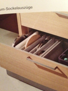 Warendorfer drawer devider.