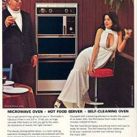 Vintage Kitchen Advertisements