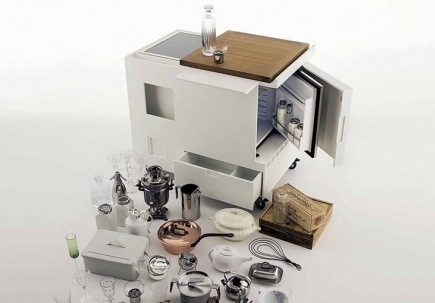 Modular U0026 Mini Kitchens