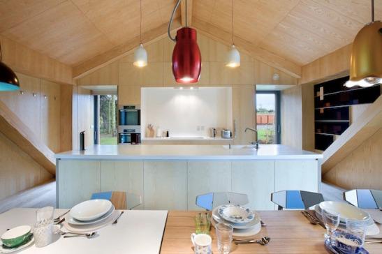 New Architect's Kitchens