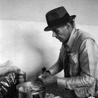 Joseph Beuys - the art of cooking