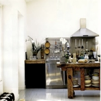 Li Edelkoort's Kitchen in Paris