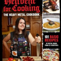 Weird cookbooks Pt. 2: Cat Lovers, Heavy Metal and Fashion...