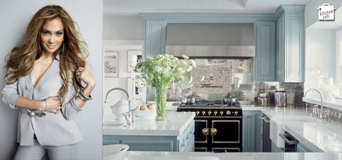 Celebrity Kitchens: Robert Redford, Brad Pitt, Justin Timberlake ...