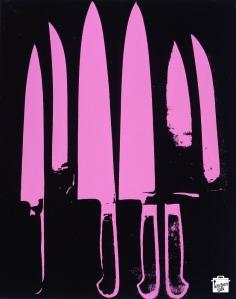 Knives_warhol