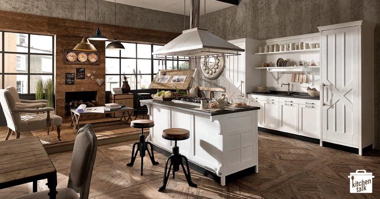 Marchi cucine living kitchen 2013 kitchen talk blog - Marchi cucine moderne ...
