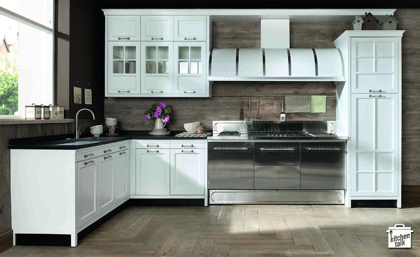 Marchi cucine living kitchen 2013 kitchen talk blog - De marchi cucine ...