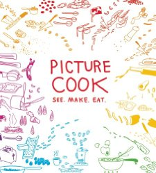PICTURE COOKBOOK - See. Make. Eat. by Katie Shelly.