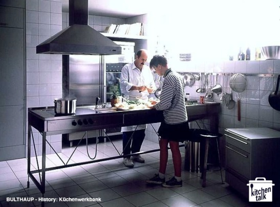 Bulthaup Kitchens @ Milano 2013 - BACK TO THE ROOTS