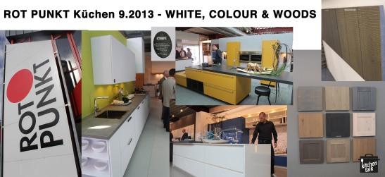 & Rotpunkt Kitchens – Colour & vintage wood