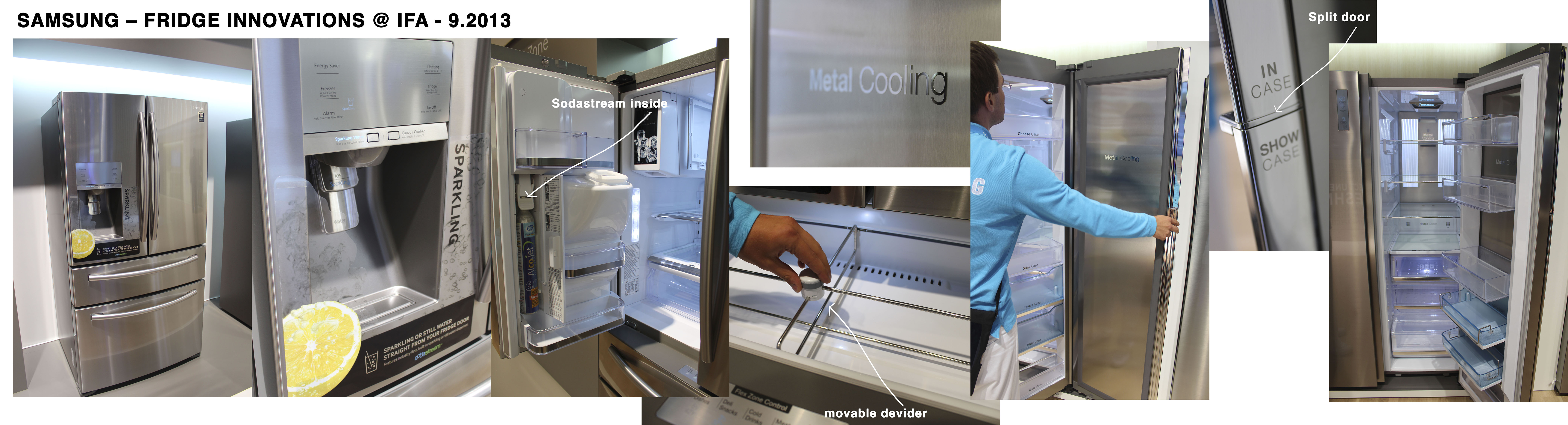 samsung home appliances @ ifa 2013 | kitchen talk blog