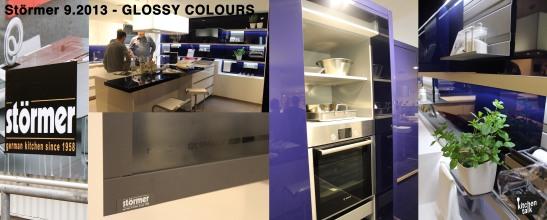 Störmer Kitchens - Glossy Colours
