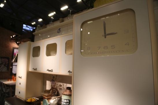 Marchi retro kitchen - clock