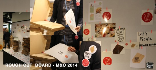 Rough Cut Board - M&O 2014