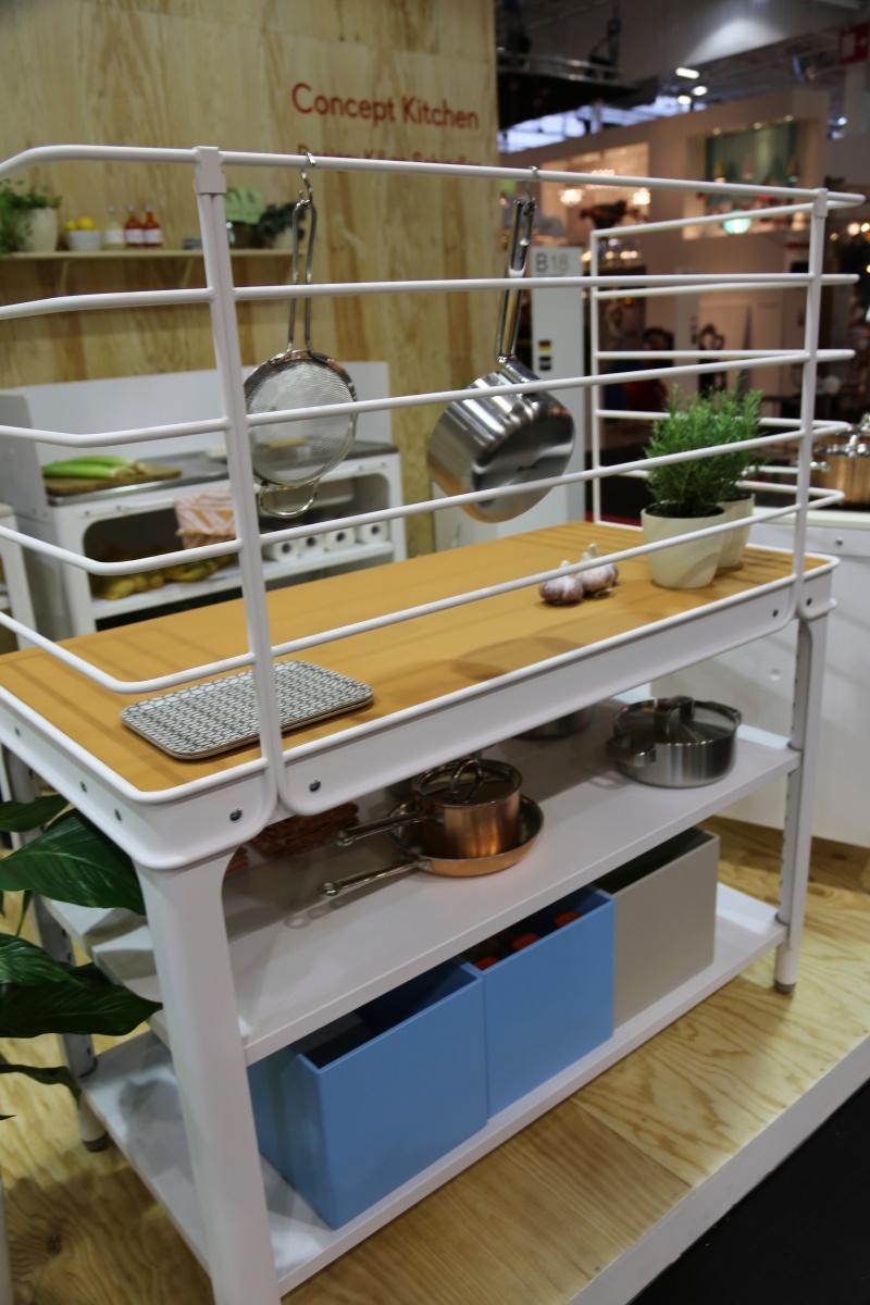 Naber Modular Concept Kitchen @ M&O 2014