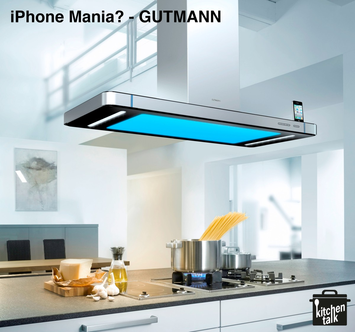 iPhone Mania vs. real user value – Kitchen Trends @ IFA vs. Kitchen Furniture