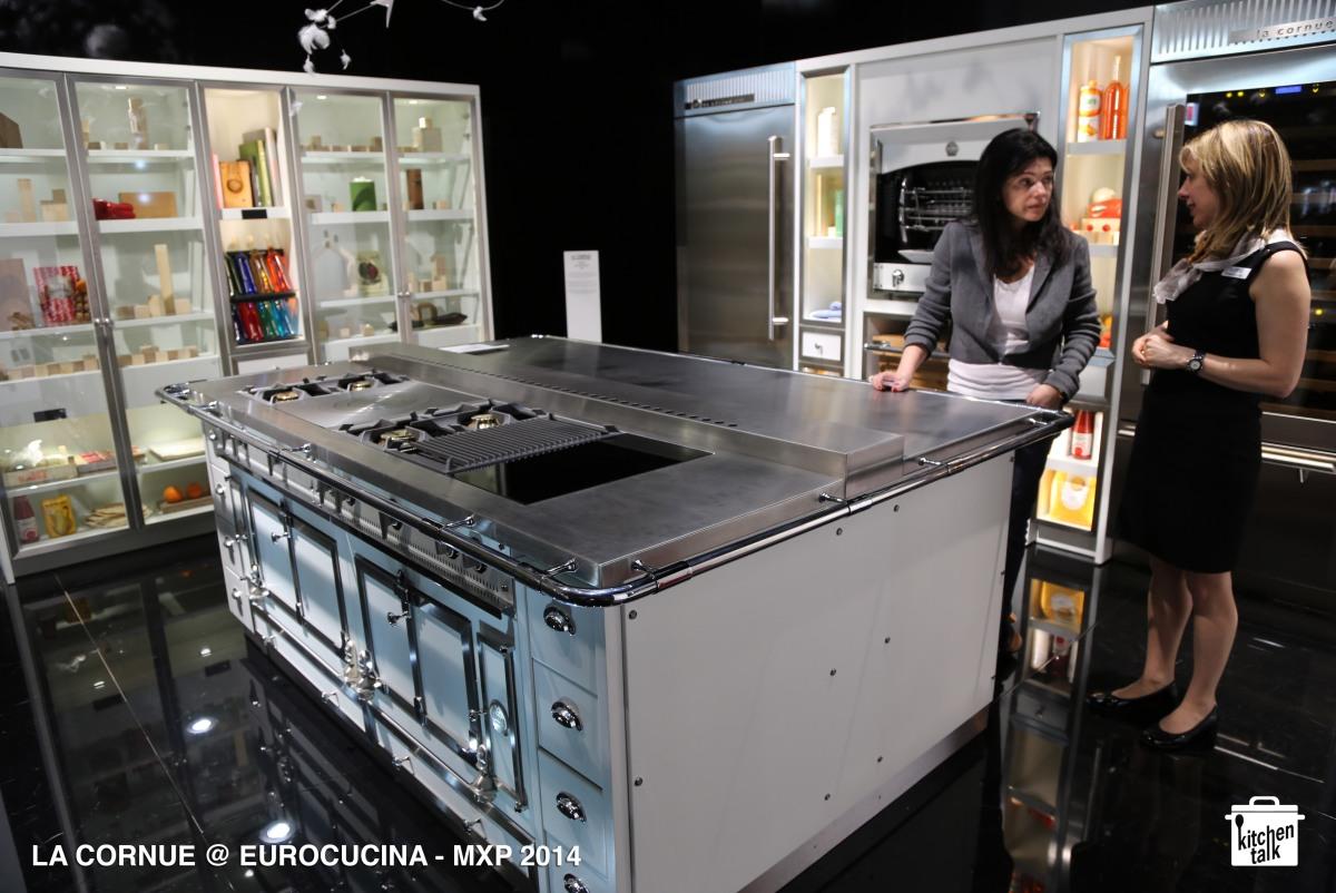 LA CORNUE @ EUROCUCINA 2014 - Milano 2014