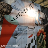ALPES INOX @ EUROCUCINA 2014 / Milano 2014