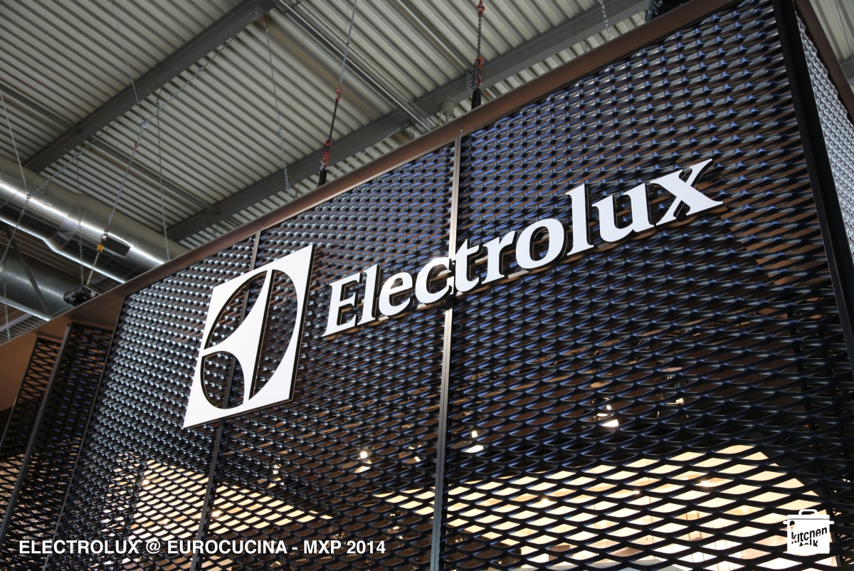 ELECTROLUX @ EUROCUCINA 2014 / Milano 2014