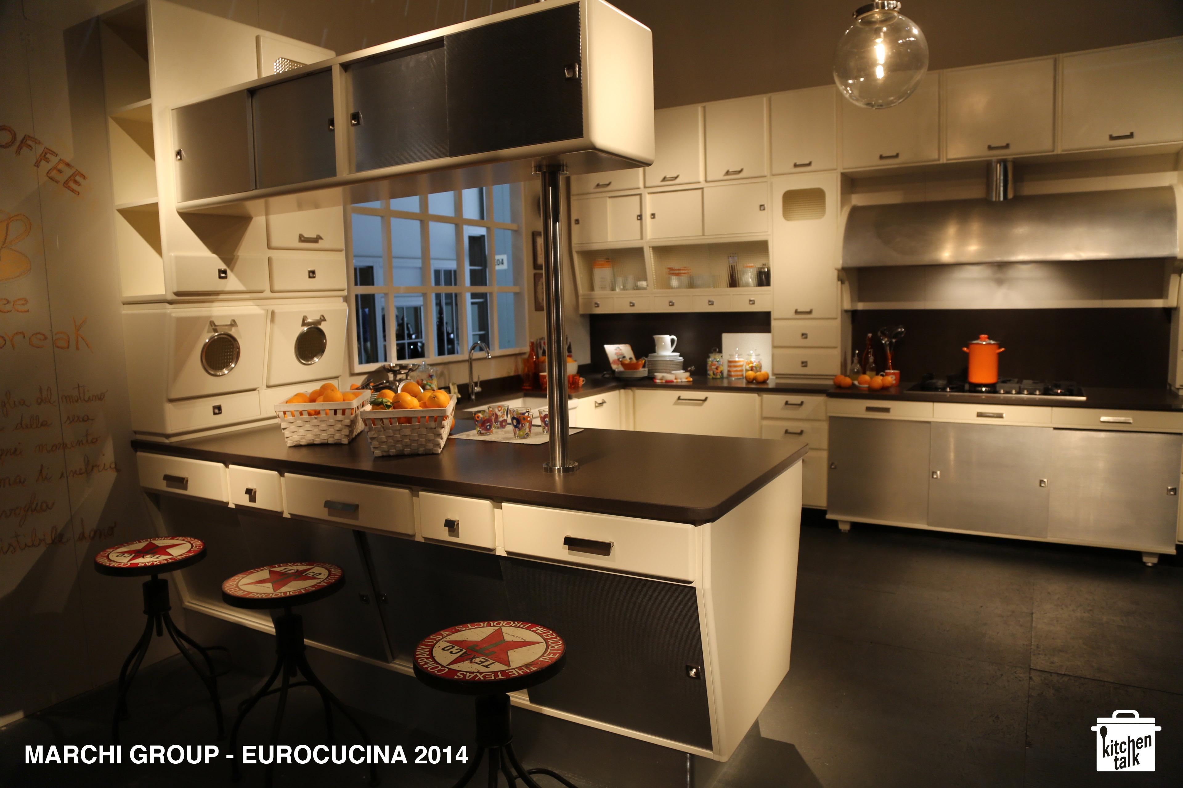 Marchi cucine eurocucina milano 2014 kitchen talk blog - De marchi cucine ...